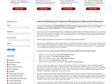 Wordpress: Achieve DMA
