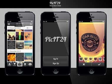PicIT24 for iOS