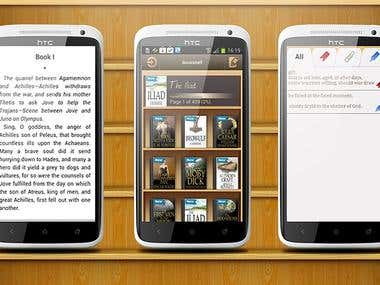 Ebook Reader for Android