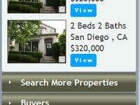 Mobile Website, Bing Maps, Banner Design Project