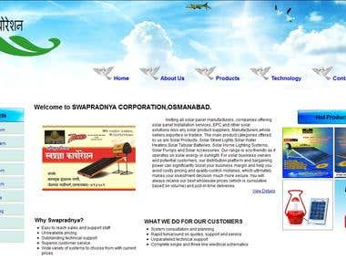 Swapradnya Corporation