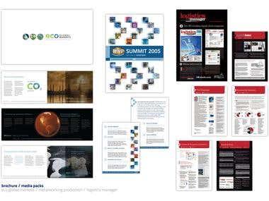 Brochures / Media packs