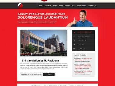 Website Mockup2