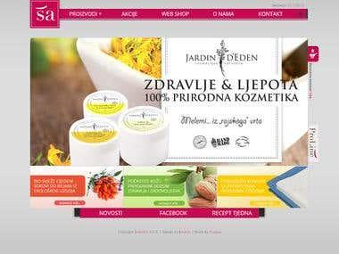Shaktico e-commerce web - http://shaktico.com