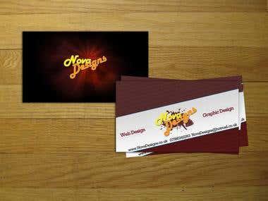 Nova Business Card.