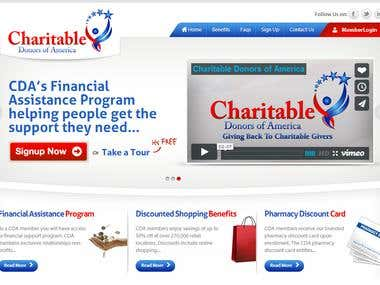 Charitable Donors USA