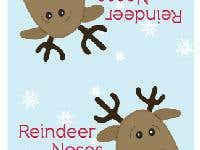 Christmas Candy Header Tag