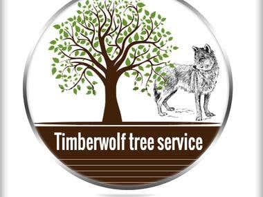 Timber Wolf Tree