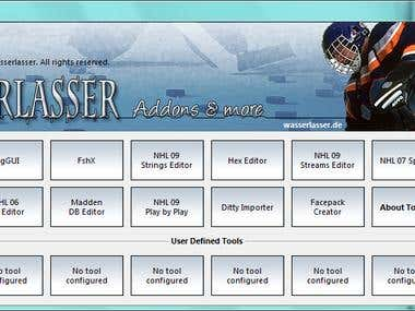 NHL Toolbar & Addon Installer