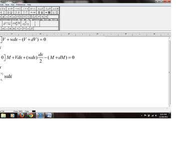 Math Data Entry