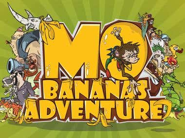 Mo Bananas Adventures