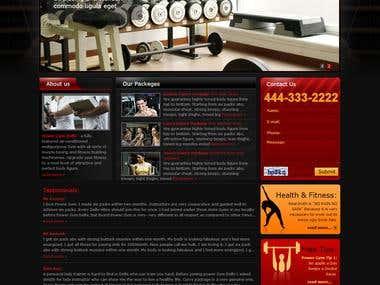 www.powergymdelhi.com Health/ Body Building Center