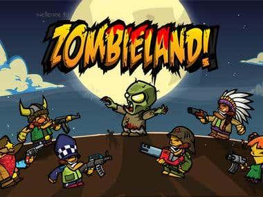 Zombieland USA