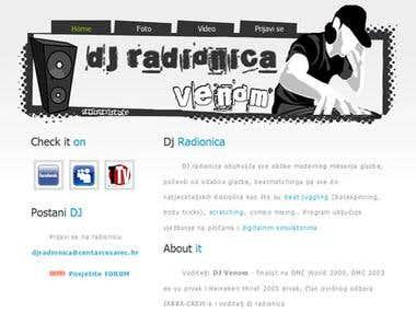 DJ RADIONICA