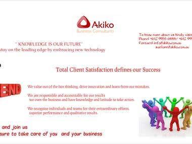 Akiko Business Consultants