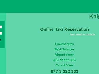 Taxi Rental System