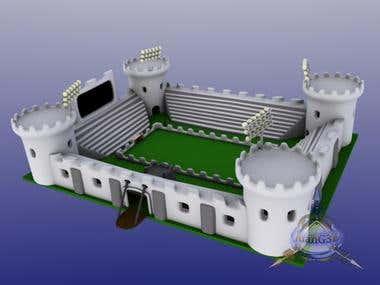 Videogame stadiums