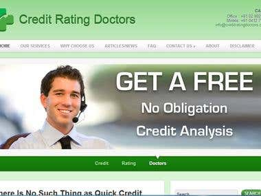 Credit Rating Website for Credit Rating Expert