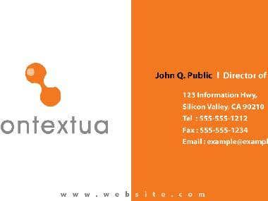 Business Card Design & Development