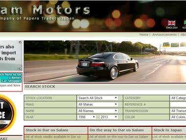 www.aisammotors.com