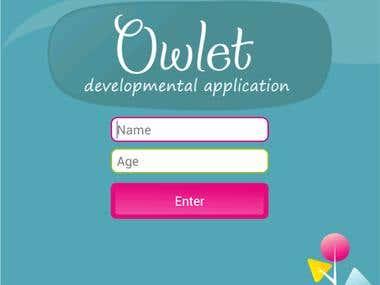 Owlet app