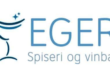 """Logo for """"Eger - Spiseri og vinbar"""""""