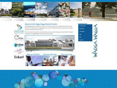Wagga Wagga Chamber Website