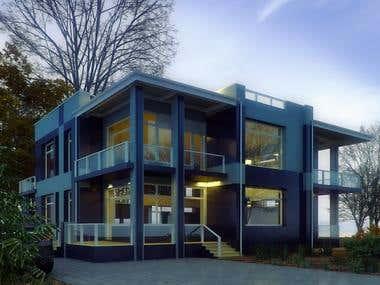 Villas design