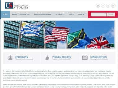 US VISA Immigration Site