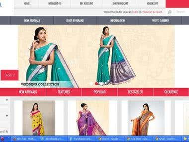 Magento Ecommerce Design Online Store