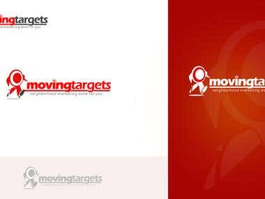 moving target site logo