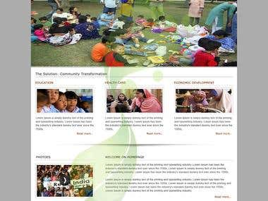 NGO Website
