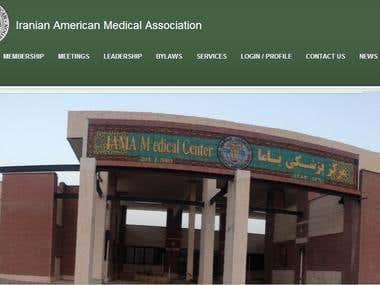 Iranian American Medical Association