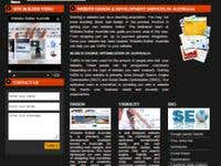 .HTML Website Design