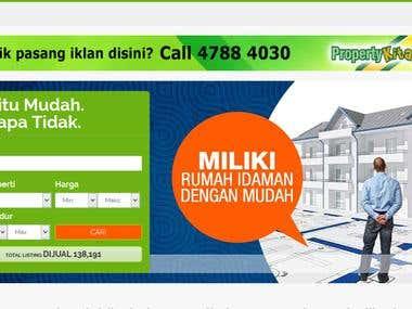 PropertyKita Web