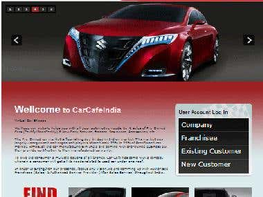 An online car sell & buy portal