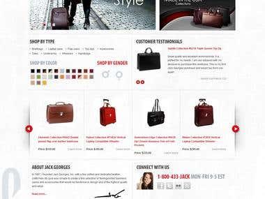 Jackgeorges e-shop