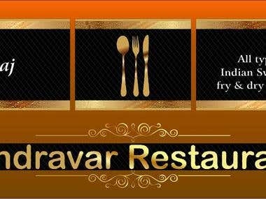 Endravar Restaurant_Business cards