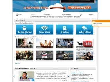 www.nyvs.com Web's top online film school
