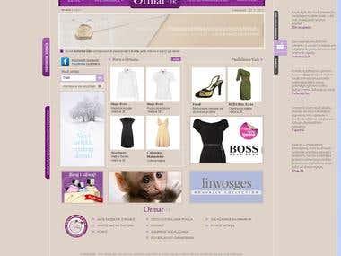 Ormar.hr web site - http://ormar.hr