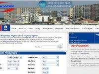 Texxon Properties Listing Website