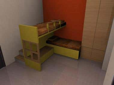 Child Bed Space