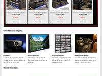ecommerce resposive Website
