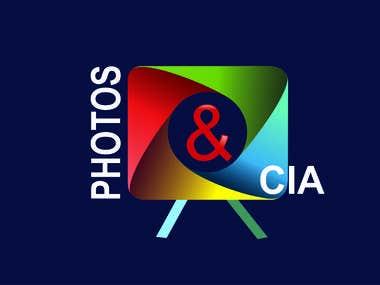 Logo Logotipo Foto & Cia