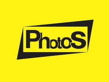 Logo Logotipo Photos