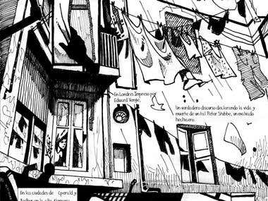 More Cómic Pages