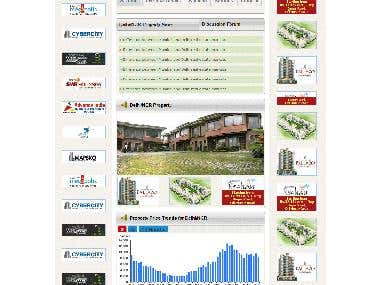Property rental portal