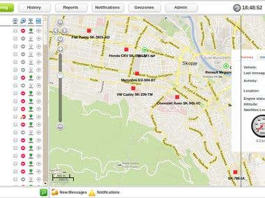 Geooco Tracker - GPS Tracking System