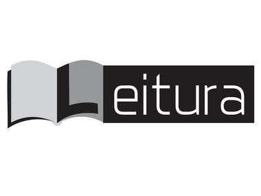 Logo Logotipo Leitura