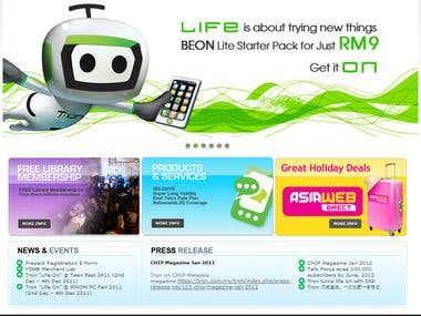 Mobile Provider Self-Help Portal